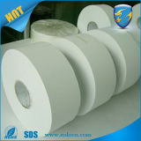 비닐 Eggshell Stickers Material 또는 Adhesive White Destructive Paper Roll
