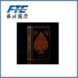 Cartões de jogo impressos costume do PVC