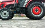 Alimentador agrícola de Waw 55HP 4WD con la cabina de China
