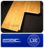 Uniclic gepresste Bambusparkett