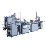 Caja de cartón de papel que hace la máquina fabricante