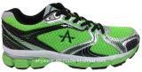 Les chaussures de sports de Mens extérieures lacent vers le haut les chaussures de course (815-8067)