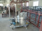 Réservoir Centre-Remplissant 200L (CCT200) de chocolat de machine de chocolat