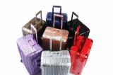 Caixa clássica da bagagem do ABS com frame ligado alumínio