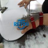Tre guanti resistenti tagliati barretta della posta Chain Gloves/Three della barretta