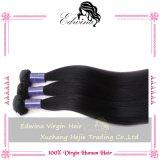 Оптовые волосы Remy выдвижения человеческих волос девственницы продуктов волос 6A индийские