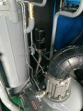 静止したタイプの運転されたねじ空気圧縮機を指示しなさい