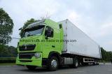 트랙터 트럭을 운전하는 HOWO A7 4X2