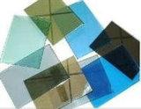 3-12mm azul claro verde de bronce Gray Ford teñida azul de vidrio flotado y Cristales Polarizados