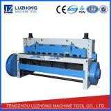 Machine de découpage de tonte mécanique à grande vitesse de plaque en acier de Q11-8X2500 Q11-8X2000
