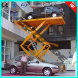 私達車の輸送機器を持ち上げるデザイン4シリンダー