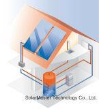 2016 nouveau type réchauffeur d'eau chaude solaire de pression