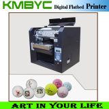 디지털 평상형 트레일러 잉크 제트 골프 공 Dx5 맨 위 Eco 용매 인쇄 기계