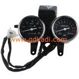Pièce de moto de l'indicateur de vitesse Gn125/150