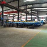 Justierbarer mobiler Behälter 8 Tonnen-Laden-Rampe