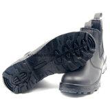 Отсутствие ботинок работы шнурка сделанных в Китае
