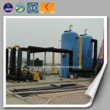 Überschüssiger Water Treatment Biogas Power Plant Applied 10kw-2MW Soundproof CHP Biogas Generator Price