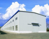 Prefabricated 주문을 받아서 만들어진 강철 구조물 작업장 (KXD-SSW1004)