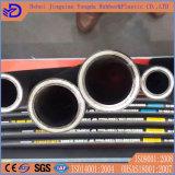 Il filo di acciaio idraulico ad alta pressione si è sviluppato a spiraleare tubo flessibile di gomma