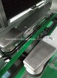 Flascheshrink-Hülsen-Etikettiermaschine Pirce des Haustier-9000bph