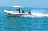 Hypalon/PVC de Opblaasbare Boot van de Rib (RIB830)