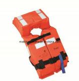 주문을 받아서 만들어진 147n Marine Foam Type 세륨 Med Life Jacket