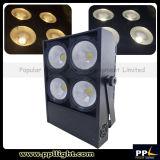 PFEILER 4*100W LED Blinder-Matrix-Publikums-Hintergrund-Licht