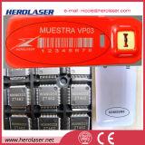 3W 5W 8W 10W kalte Träger-Laser-Markierungs-Maschine für Plastikpolymer-plastik LCD-Silikon-Oblate