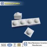 Carreaux de céramique à haute densité élevés de résistance à l'usure avec des goujons