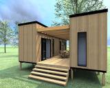 Casa modular do recipiente (Australian, Canadá, padrão do CE)
