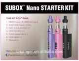 Kit Nano di Subox di nuovo del flusso d'aria di disegno E-Cig di Kanger