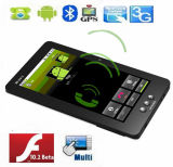 7 androide de la PC de la tableta del teléfono de la pulgada 3G G/M