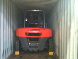 Forklift Cpcd100 Diesel com o motor chinês ou japonês de Isuzu