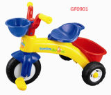 バスケット(GF0901)が付いている子供の三輪車