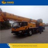 25 LKW-Kran der Tonnen-XCMG Qy25k-II (Versuchs- und mechanisch erhältliches laufen lassen)