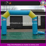 Heiße Verkaufs-Luft-aufblasbarer Aktivitäts-Bogen für Dekoration-Ereignis