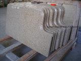 さまざまで自然なプレハブの石の壁のための磨かれた大理石の平板のタイルかフロアーリングまたはカウンタートップ