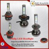 Faro del Philip 9005 (HB3) H10 Pi68 LED con il singolo fascio