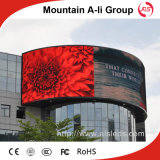 P16 Outdoor Full Color LED Video Display Board per Advertizing