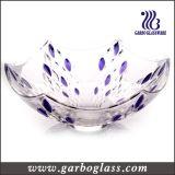 Regentropfen-Glasfilterglocke-/Glass-Frucht-Platte (GB1620YM/P)