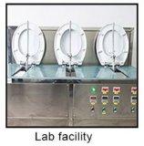 De milieuvriendelijke Toebehoren van het Toilet UF met Omslag over Ontwerp