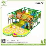 In het groot Speelplaats met Dia, de BinnenSpeelplaats van de Speelplaats voor Jonge geitjes