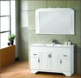 Weißer PVC-Badezimmer-Schrank (YQP-1033)