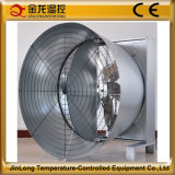 Jinlong Geflügel-Absaugventilator-doppelte Tür-Basisrecheneinheits-Kegel-Typ mit Cer (JLF (a) - 900/1100/1220)