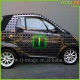 3D 인쇄 UV 보호 차 훈장 비닐 스티커