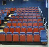 De telescopische Bleacher Intrekbare Beweegbare Plaatsing van het Theater van de Tribune van het Theater van het Systeem van de Plaatsing