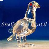 Estatuillas cristalinas de la paloma (MX3002)