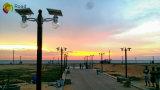 Sensor de movimiento al aire libre de la calle Jardín Camino de Luz los productos solares