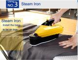 Utilizar la fregona normal del vapor de agua