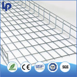 ISO9001 het hete Ondergedompelde Gegalvaniseerde Dienblad van de Kabel van het Netwerk van de Draad